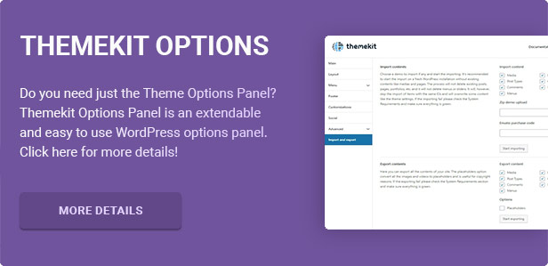 WPTF - WordPress Theme Framework - 1